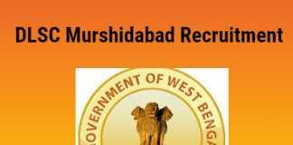 DLSC Murshidabad Recruitment 2017