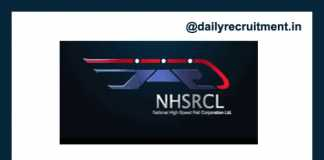 NHSRCL Recruitment 2018