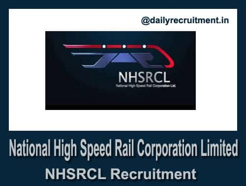 NHSRCL Recruitment 2020