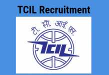 TCIL Recruitment 2018-19