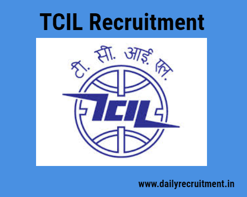 TCIL Recruitment 2019