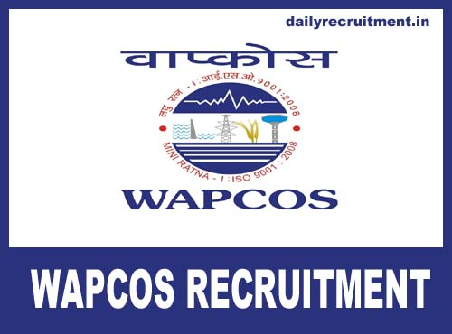 WAPCOS Recruitment 2020