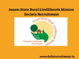 ASRLMS Recruitment 2019