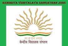 Kendriya Vidhyalaya Sangathan Recruitment 2018