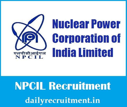 NPCIL Recruitment 2019