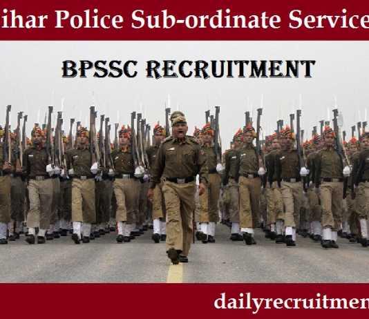 BPSSC Recruitment 2020