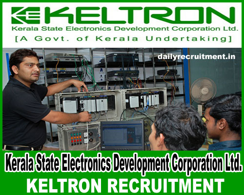 KELTRON Recruitment 2020