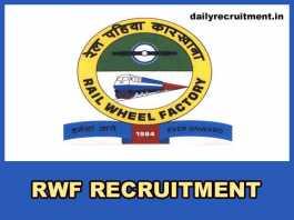 RWF Recruitment