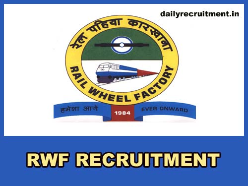 RWF Recruitment 2019