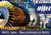 BHEL Haridwar Recruitment 2019