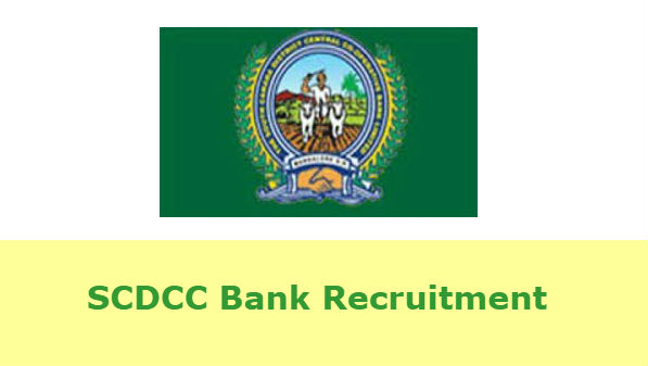 SCDCC Bank Recruitment