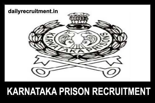 karnataka-prison-department-recruitment Online Govt Job Form In Delhi on for 12th pass, punjab pakistan, 12th pass uttrakhand, district thatta, 10th 12th qualification, 10th pass raliway,