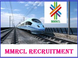 MMRCL Recruitment 2019