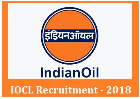 IOCL Recruitment 2018