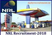 NRL Recruitment 2018