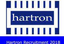 Hartron Recruitment 2018