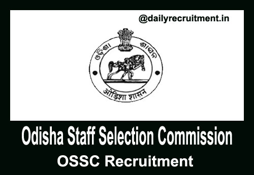OSSC Recruitment 2018