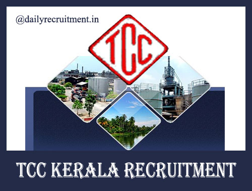 TCC Kerala Recruitment 2020