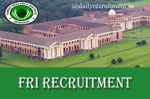 FRI Recruitment 2020