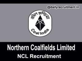 NCL Recruitment 2018