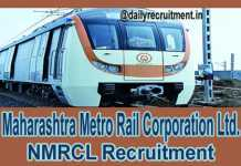 NMRCL Recruitment 2018