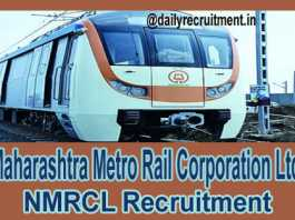 NMRCL Recruitment 2019