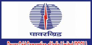 PGCIL Recruitment 2019