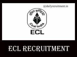 ECL Recruitment 2019