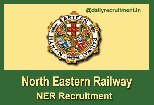 North Eastern Railway Recruitment 2020