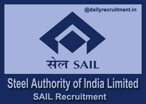 SAIL Recruitment 2021