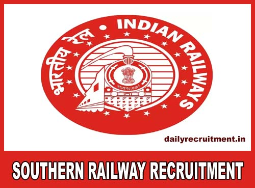 Southern Railway Recruitment 2019, Apply online for 2393