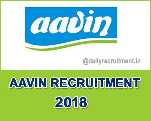 Aavin Salem Recruitment 2018 Apply Offline Marketing Executives Posts