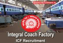 ICF Recruitment 2019