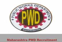 Maharashtra PWD Recruitment 2019