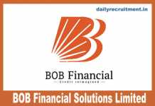 BFSL Recruitment 2020