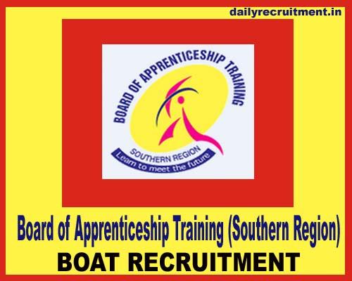 BOAT Recruitment 2020