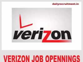 Verizon India Careers 2019
