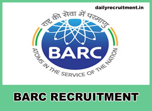 BARC Recruitment 2020