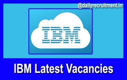 IBM Recruitment 2020