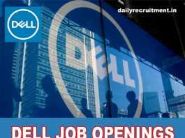 Dell Job Openings 2018