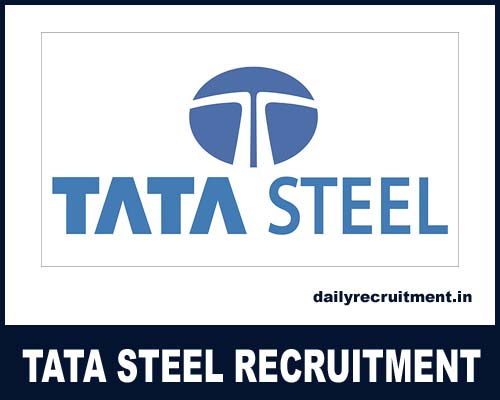 TATA Steel Recruitment 2020