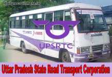 UPSRTC Recruitment 2018