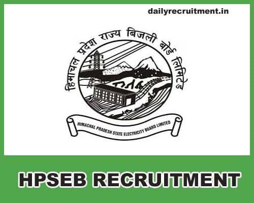 Hpseb Recruitment 2019 Apply For 52 Jr Helper Job