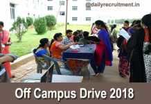 Off Campus Drive 2019
