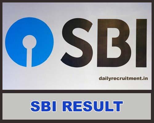 SBI Clerk Pre Result 2021