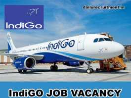 IndiGo Job Vacancy