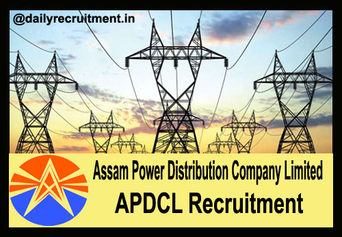 APDCL Recruitment 2018, 1959 AAO, Sahayak, Assistant & Other