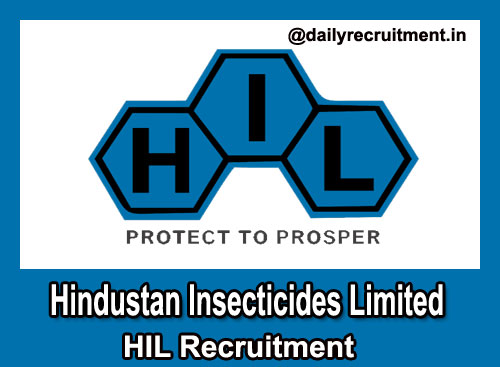 HIL Recruitment 2021