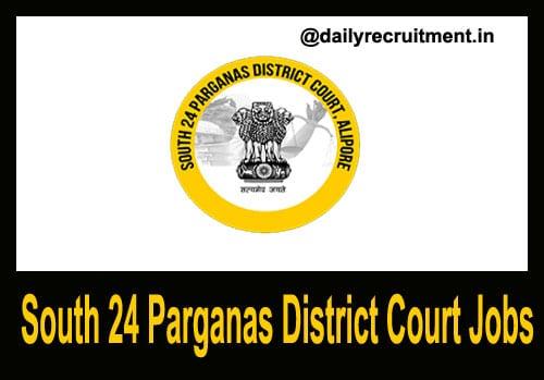 South 24 Parganas District Court Jobs 2018, 192 Steno, LDC