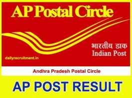 AP Post Result 2018